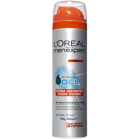 L'oreal Men Expert Shave Gel Hydra Energetic