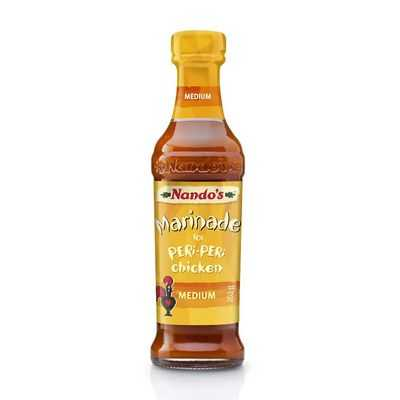 Nandos Marinade Peri Peri Medium