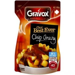 Gravox Gravy Liquid Best Ever Chip Gravy