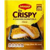 Maggi So Crispy Chicken Schnitzel Coating
