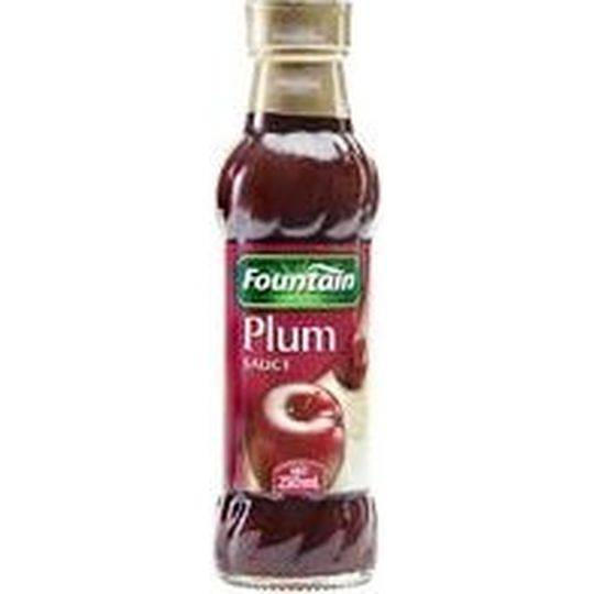 Fountain Plum Sauce