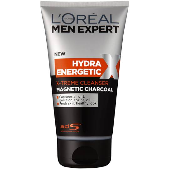 L'oreal Face Wash Men Expert Charcoal