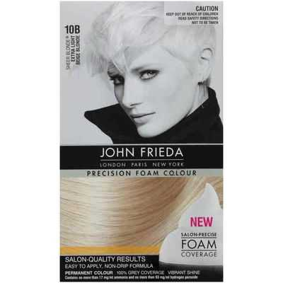 John Frieda Precision Foam 10b Extra Light Beige Blonde