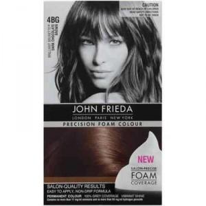 John Frieda Precision Foam 4bg Dark Chocolate Brown