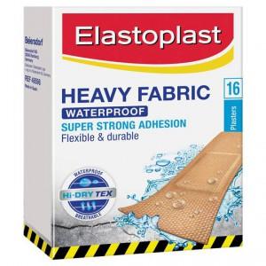 Elastoplast Fabric Strips Waterproof