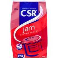 Csr Specialty Sugar Jam Setting