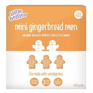Little Bellies Mini Gingerbread Men
