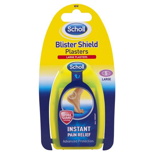 Scholl Clear Gel Foot Care Blister Plaster