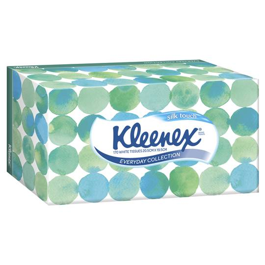 Kleenex Facial Tissues Silk Touch