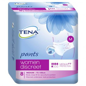 Tena Pants For Women Medium