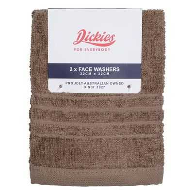 Dickies For Everybody Face Washer Coffee