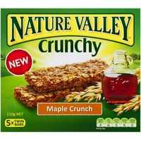 Nature Valley Crunchy Maple Bar