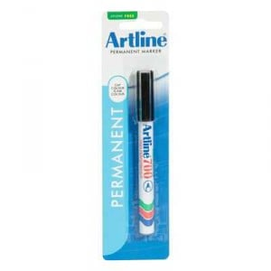 Artline Marker 700 Permanent Black