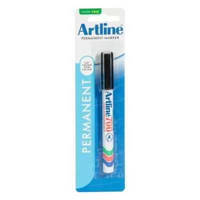 Artline Marker 700 Permanent Black