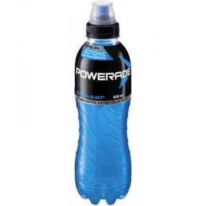 Powerade Zero Mountain Blast Flo Cap