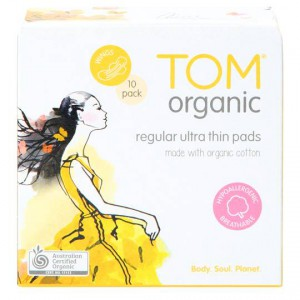 Tom Organic Pads Day Time