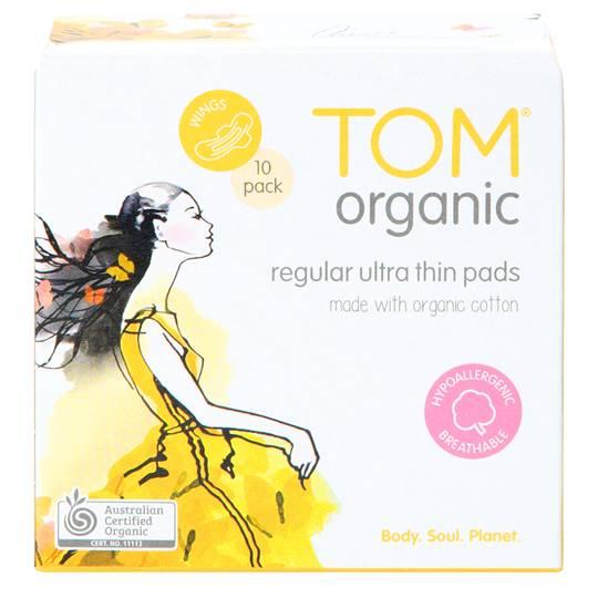 Tom Organic Pads Day Time