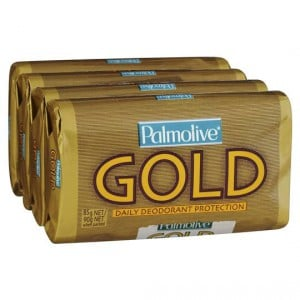 Palmolive Soap Bar Gold