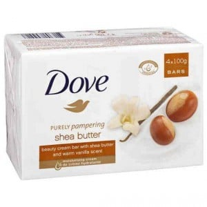 Dove Beauty Bar Shea Butter And Warm Vanilla