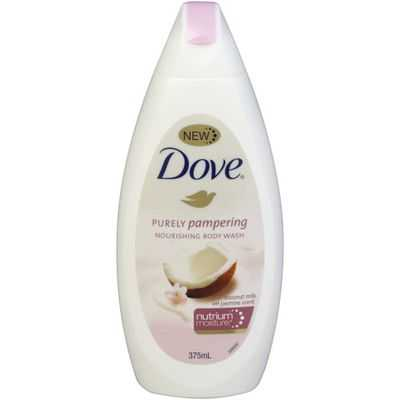Dove Pampering Body Wash Coconut And Jasmine