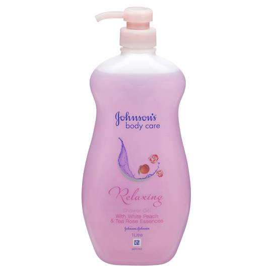 Johnson's Body Wash Relaxing