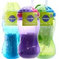 Little Wishes Non Spill Cups 6 Months+