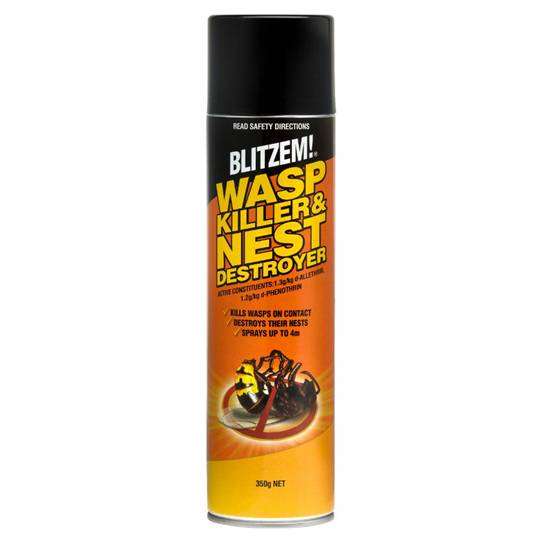 Blitzem Insect Control Wasp Nest Destroyer