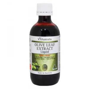 Vitaustralia Olive Leaf Extract Liquid