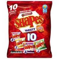 Arnott's Shapes Variety