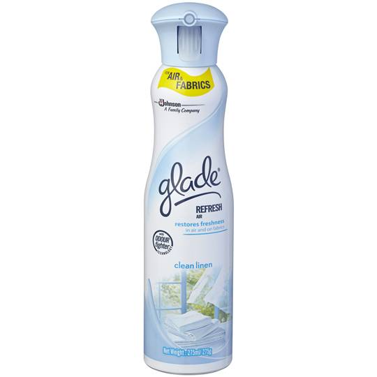 Glade Refresh Air Clean Linen