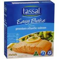 Tassal Salmon Easy Bake Natural