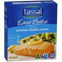 Tassal Salmon Easy Bake Natural