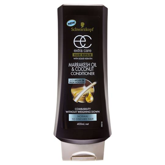 natct reviewed Schwarzkopf Extra Care Conditioner Marrakesh Oil
