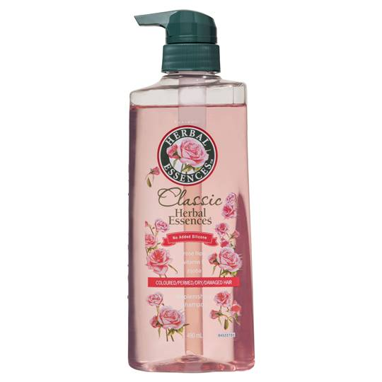 Clairol Herbal Essences Replenishing Shampoo For Coloured Dry Damaged Hair
