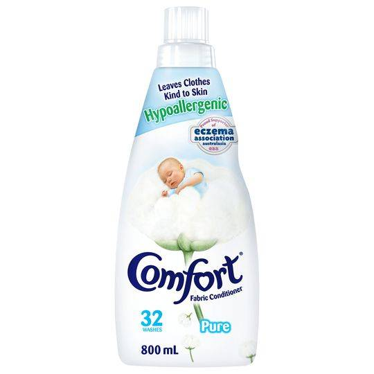 Michellev93 reviewed Comfort Fabric Conditioner Pure White
