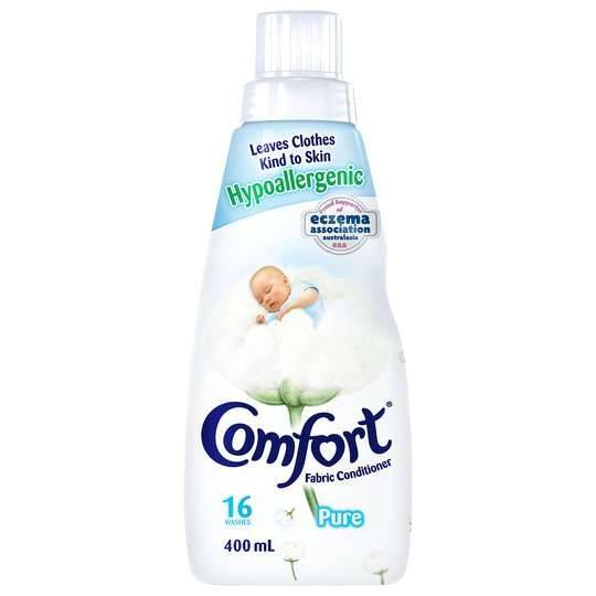 Comfort Fabric Conditioner Pure White