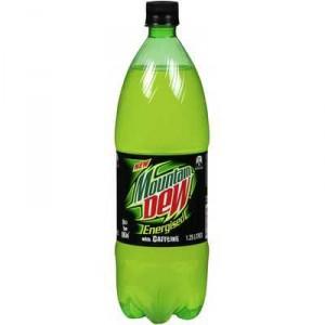 Mountain Dew Energised