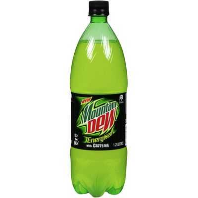 Mountain Dew Energised