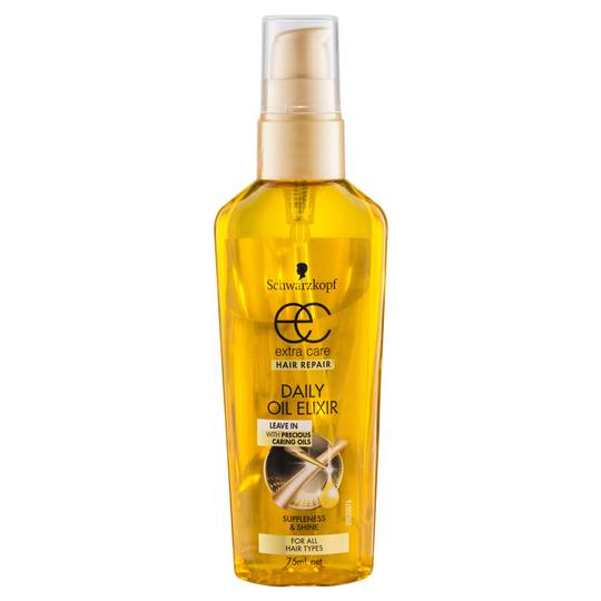 Schwarzkopf Extra Care Oil Treatment Elixir