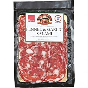 Montecatini Salami Fennel & Garlic