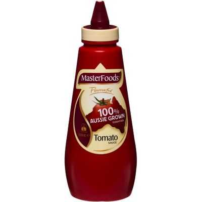 Masterfoods Tomato Sauce Australian Grown