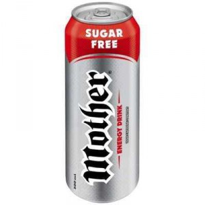 Mother Sugar Free Energy Drink