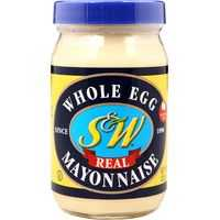 S&w Whole Egg Mayonnaise