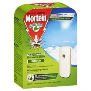 Mortein Auto Insect Control System Odourless