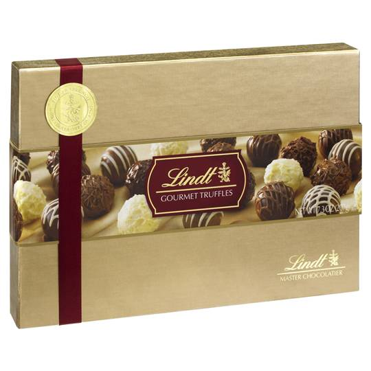 Cookfromscratchmum reviewed Lindt Gourmet Truffles