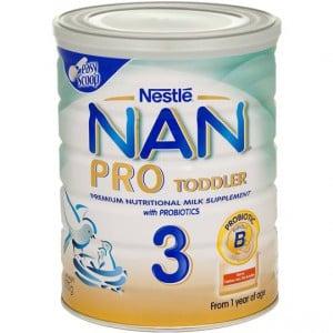 Nestle Nan Pro Toddler Formula Stage 3 12 Months+