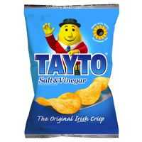 Tayto Snacks Salt & Vinegar Crisps