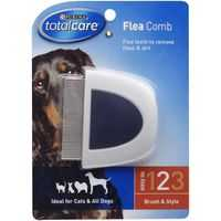Total Care Grooming Flea Comb