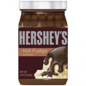 Hershey's Topping Hot Fudge