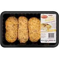 Ingham Chicken Breast Stuffed Crumbed With Creamy Garlic